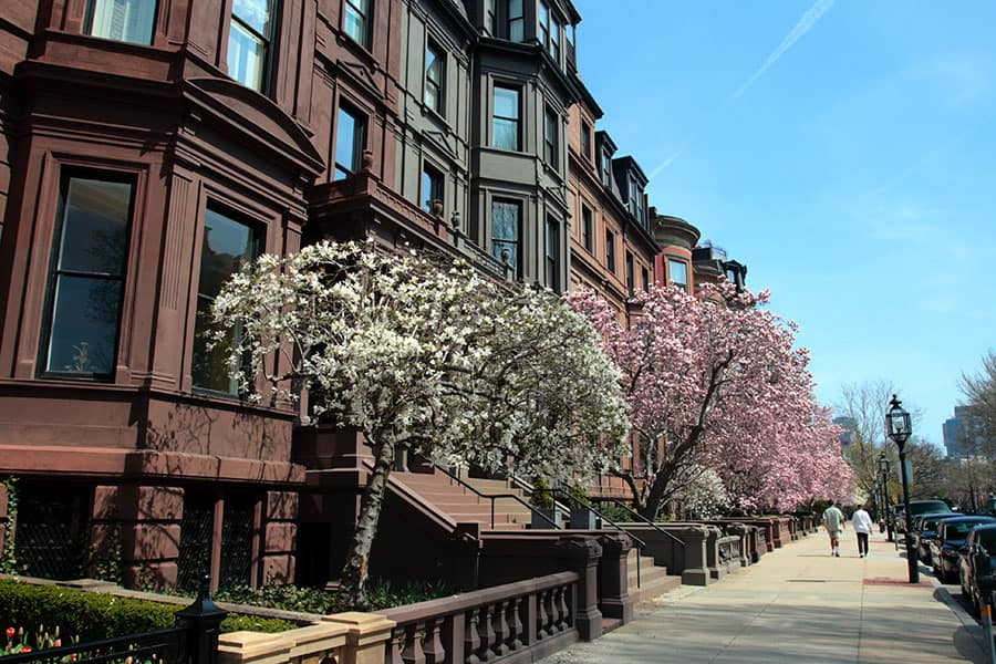 Boston Backbay Neighborhoods