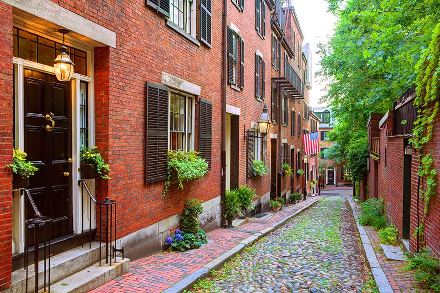 Beacon Hill Boston Neighborhoods